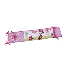 Minnie's Garden Traditional Padded Bumper
