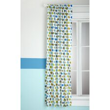 Nemo Single Panel Drape