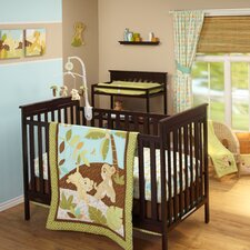 Lion King 3 Piece Crib Bedding Set