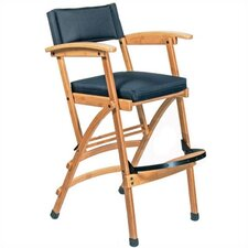 """32"""" Deluxe Bamboo Director Chair"""