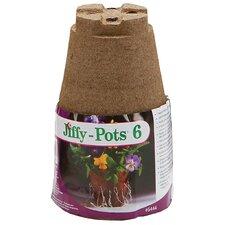 Round Pot Planter (Set of 6)