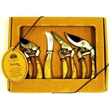4 Piece Gift Pack Classic Pruners