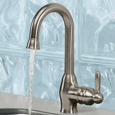Newbury One Handle Single Hole Bar Faucet