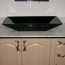 Pegaus Rectangular Boat Vessel Bathroom Sink