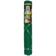 3' x 25' Mesh Poultry Netting