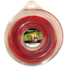 "0.105"" x 195' Round Cut Residential Grade Trimmer Line"