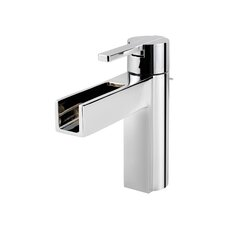 Single Handle Single Hole Standard Bathroom Faucet