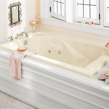 "Cadet 72"" x 42"" Whirlpool with StayClean Hydro Massage System I"