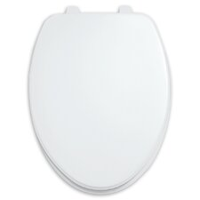 Rise and Shine Front Round Toilet Seat and Cover