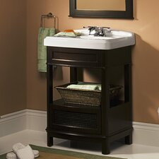 "Generations 24.25"" Single Bathroom Vanity Set"
