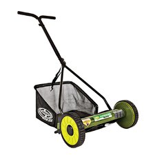 """16"""" Manual Reel Mower with Catcher"""