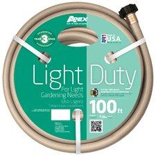 """Light Duty 0.63"""" x 100' Garden Hose"""