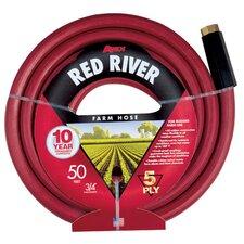 "Red River Farm 0.75"" x 50' Garden Hose"