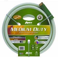 """Medium Duty 0.63"""" x 50' Garden Hose"""