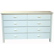 Eight Drawer Dresser