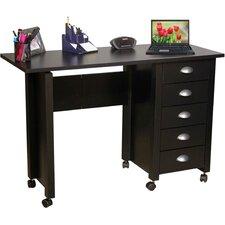 "VHZ Office 43"" W Mobile Craft Computer Desk"