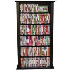 VHZ Entertainment Regular Single Multimedia Storage Rack