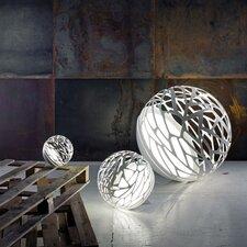 "Kelly Laser Cut Sphere 15.74"" H Table Lamp"
