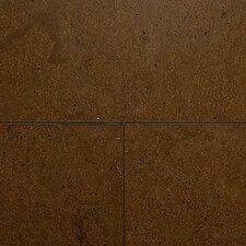 "Timeless 17-1/2"" Engineered Cork Oak Hardwood Flooring in Renaissance Castle"