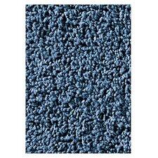 Soft Solids KIDply Denim Blue Area Rug