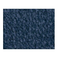 Solid Mt. Shasta Ocean Blue Area Rug