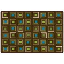 Squares Seating Kids Rug