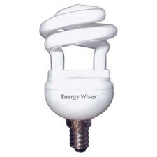 5W 120-Volt (2800K) Compact Fluorescent Light Bulb (Set of 5)