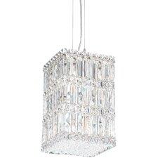 Quantum 9 Light Chandelier with Swarovski Crystal