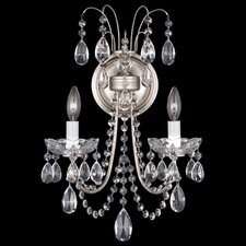 Lucia 2 Light Wall Sconce