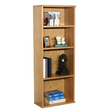 "Heirloom 62"" Standard Bookcase"