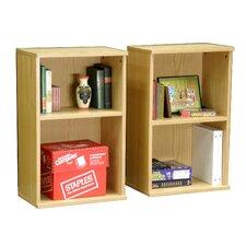 "Heirloom 30"" Standard Bookcase (Set of 2)"