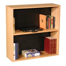 "Modular Real Oak Wood Veneer Furniture 36"" Standard Bookcase"