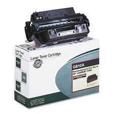 GB10A (Q2610A) Laser Cartridge, Standard-Yield, 6000 Page-Yield, Black
