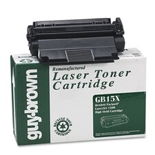 GB15X (C7115X) Laser Cartridge, High-Yield, 3500 Page-Yield,