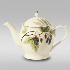 Berries and Brambles 0.94-qt Teapot