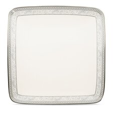 "Cirque 7.5"" Small Square Accent Plate (Set of 4)"