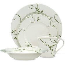 Arbour Green 4 Piece Place Setting