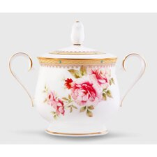 Hertford 11.5 Oz Sugar Bowl with Lid