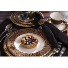 Xavier Gold Dinnerware Collection