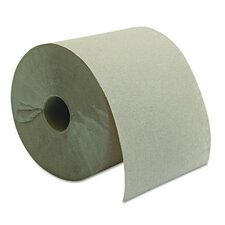 """8"""" x 9600"""" Hard-wound Roll Towel in Brown"""