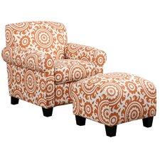 Winnetka Chair & Ottoman
