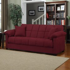 Convert-a-Couch Upholstered Sleeper Sofa