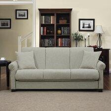 Rio Full Convertible Upholstered Sleeper Sofa
