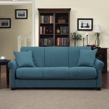 Rio Full Convertible Upholstered Sleeper Sofa