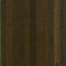 "20"" Engineered Bamboo Hardwood Flooring in Dark Brown"
