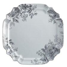 Shaded Garden Platter