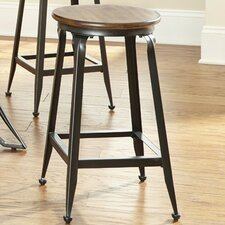 "Adele 24"" Bar Stool (Set of 2)"