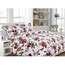 Luxury 3 Piece Duvet Cover Set