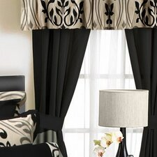 Prague 6 Piece Rod Pocket Drape Panels