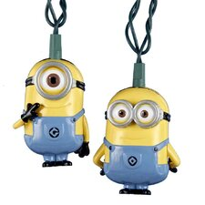 10 Light Despicable Me Minions